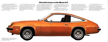 first car ever made in the world the almost muscle car chevy monza 1975 1980 epautos