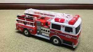 tonka fire truck tonka firetruck 03393 youtube