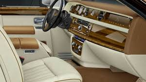 roll royce car inside rolls royce phantom bespoke collection exclusively for the middle
