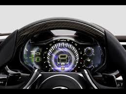 lexus hybrid sport 2012 lexus lf lc hybrid sport coupe concept gauges 1280x960