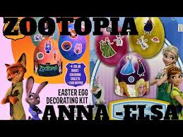 Despicable Me Easter Egg Decorating Kit by Disney Frozen Disney Zootopia Easter Egg Coloring Decorating