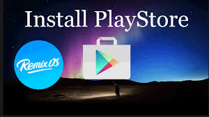 install playstore apk how to install play store in remix os on pc mgeeky