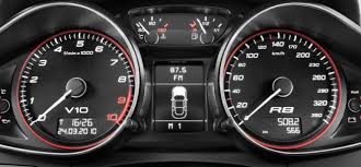 audi r8 gauges which car has the s best instrument cluster