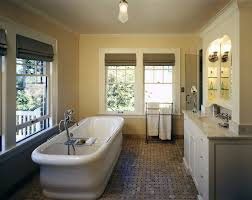 Traditional Bathtub Bathtub Basket Bathroom Contemporary With Freestanding Tub