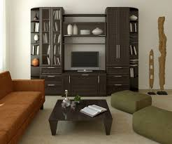Furniture Cabinets Living Room Home Designs Designer Wall Units For Living Room 5 Designer