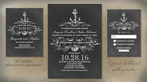 cruise wedding invitations read more nautical chalkboard wedding invitation wedding