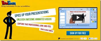 create marketing videos and video presentations with powtoon
