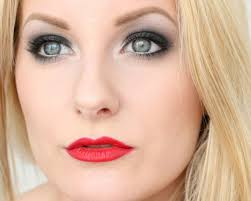 maquillage mariage yeux bleu tuto maquillage yeux 28 belles photos et idées à imiter
