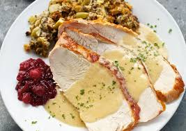 where to enjoy thanksgiving in food magazine