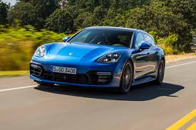widebody porsche panamera 2018 porsche panamera sport turismo first drive review motor