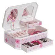 Personalized Ballerina Jewelry Box Children U0027s Jewelry Boxes