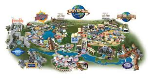 Universal Orlando Maps by Universal U0027s Cabana Bay Beach Resort Hipmunk