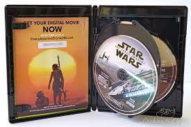 star wars movies u2014 the force awakens w bonus u0026 deleted