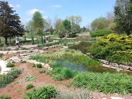 Overland Park Botanical Garden Overland Park Arboretum And Botanical Gardens Picture Of