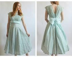 mint bridesmaid dress etsy
