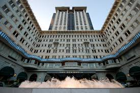the peninsula hong kong hotel in hong kong thousand wonders