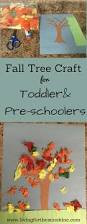 the cutest fall tree craft for toddlers and preschoolers tree