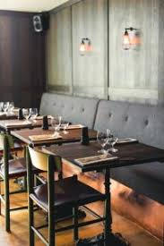 Banquette Booth Seating Used For Bar Banquette Seating Bar Height Booth Download Banister Banquette