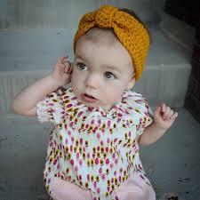crochet headband baby girl crochet headbands dealbola