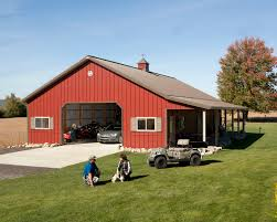 44 best tractor sheds images on pinterest pole barn garage pole