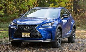 lexus nx interior trunk 2017 lexus nx in depth model review car and driver