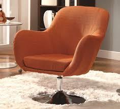 Accent Chair Modern Orange Accent Chair U2013 Massagroup Co