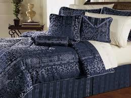 Navy Blue Bedding Set Awesome Best 25 Navy Blue Comforter Sets Ideas On Pinterest Navy