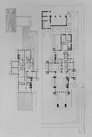 library of congress floor plan file 1 plate 79 u0027grundriss des haupt und obergeschosses u0027 floor