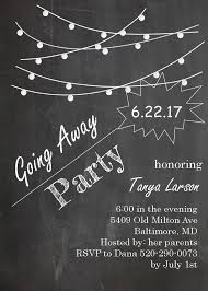 best 25 going away invitations ideas on goodbye
