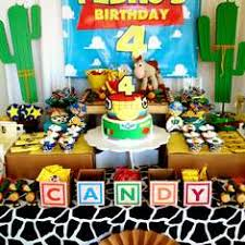 story party ideas for a boy birthday catch my party