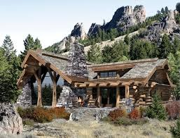 log cabin house designs an excellent home design the caribou glass framed by logs and bulky home design