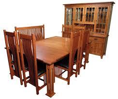 hudson dining room set amish furniture gallery custom built