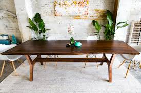 Harvest Dining Room Table by Walnut Live Edge Dining Table Conference Table Harvest