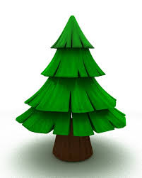 free spruce tree clipart 37