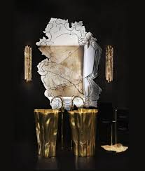 24 stunning luxury bathroom ideas for his and hers bathroom sinks