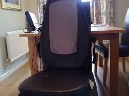 si e massant homedics mon test du fauteuil massant chauffant homedics sbm 179h un