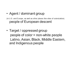 target black friday eastern racism 101 based on u201cracism and white privilege curriculum design