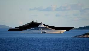 the 222 meter publicity stunt triple deuce yacht harbour