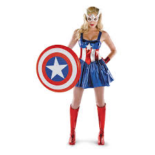 captain america spirit halloween women u0027s halloween costume ideas