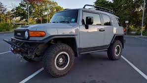 2013 fj cruiser trail teams cement gray 6 speed manual 38 500