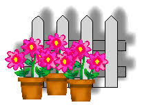 flower fence cliparts free download clip art free clip art