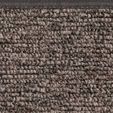10 ft x 27 in skid resistant carpet runner pebble gray hall area