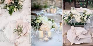 wedding table settings 12 wedding table setting ideas emmalovesweddings