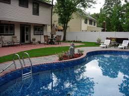 Pool Patio Design Amazing Of Inground Pool Patio Ideas Pool Patio Designs Part