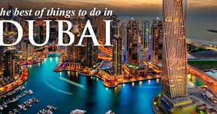 best places to visit in dubai during holidays dubai tourist