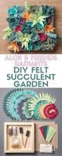 best 25 felt succulents ideas on pinterest felt flowers felt