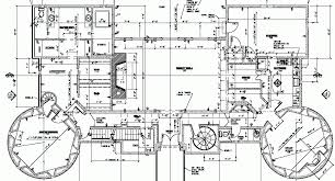 architectural plan castle plans