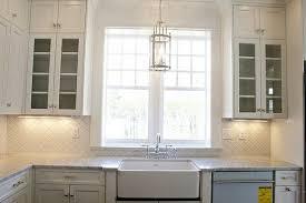 A Light For My Kitchen Sink Beneath My Heart - Kitchen sink lighting