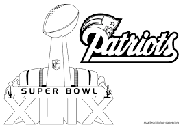 inspirational super bowl coloring pages 30 picture