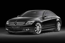 black mercedes this is darth vader s car collection autoevolution